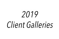 2019 - Client Galleries