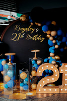 14092019 - Kingsley's 21th Birthday